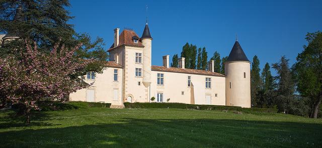 Château Malromé © Gironde Tourisme D.Remazeilles