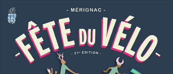 Fête du Vélo 04 juin Mérignac