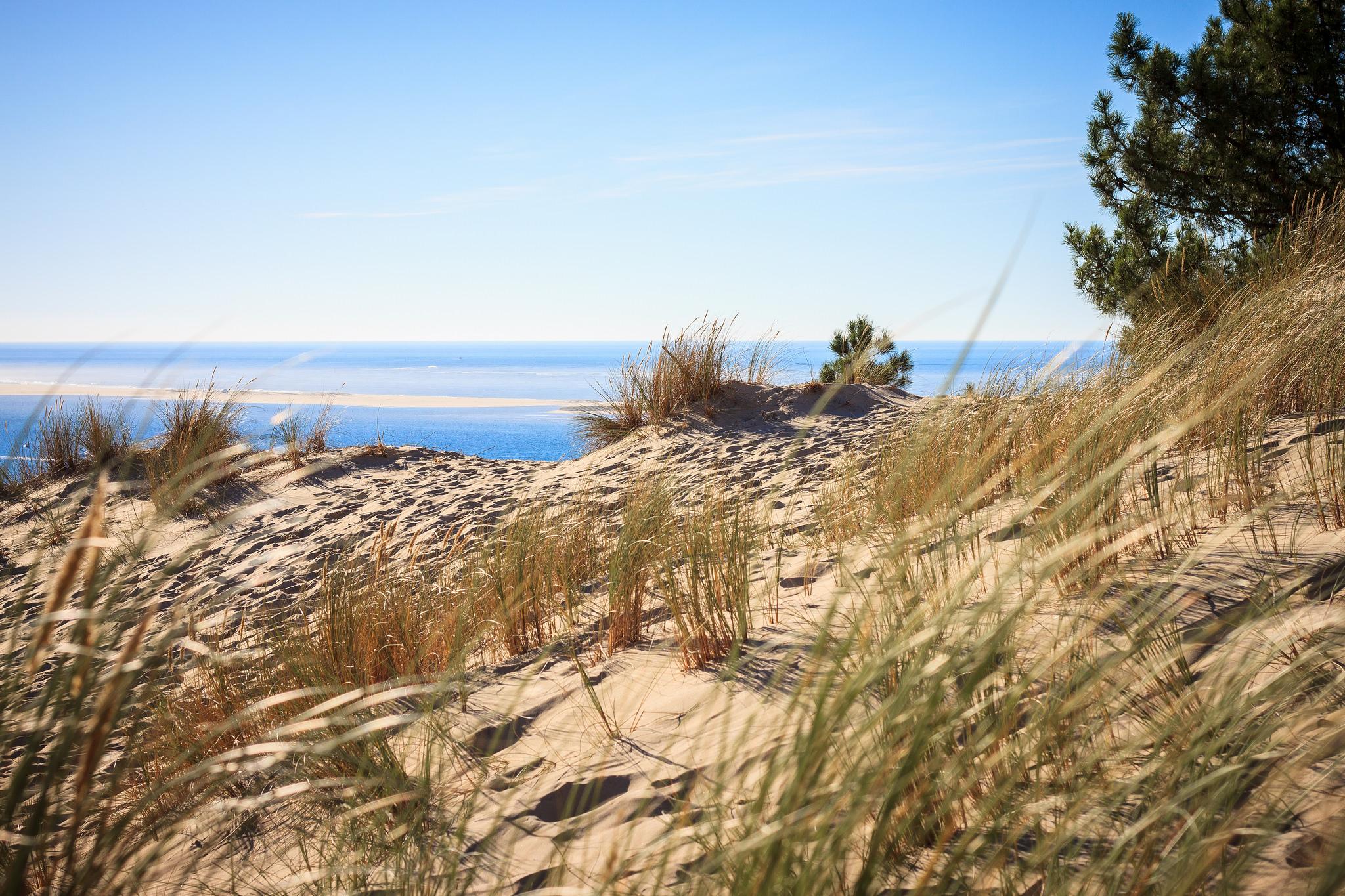 Notre carte des plages en gironde gironde tourisme - Office de tourisme de gironde ...