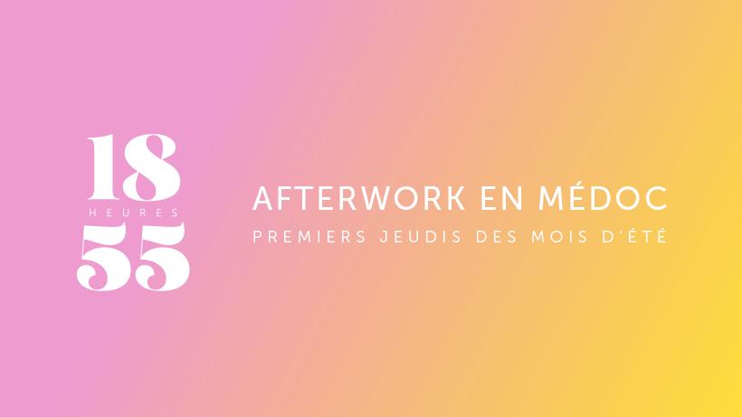AfterWork en Médoc 18h55