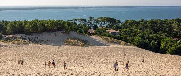 Transporte moi jusqu'à la dune