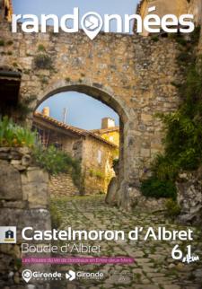 Randonnée à Castelmoron-d'Albret