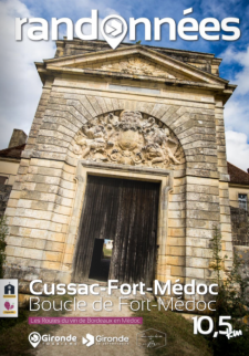 Randonnée à Cussac-Fort-Médoc
