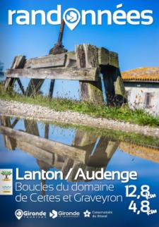 Randonnée à Lanton/Audenge