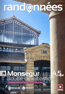 Randonnée à Monségur