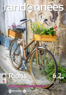 Randonnée à Rions