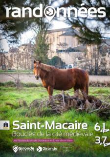 Randonnée à Saint-Macair