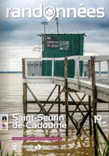 Randonnée à Saint-Seurin-de-Cadourne