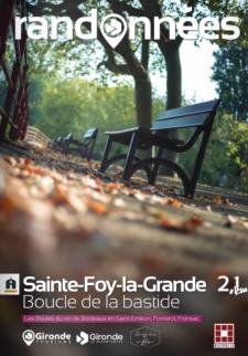 Randonnée à Sainte-Foy-La-Grande