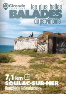 Randonnée à Soulac-sur-Mer