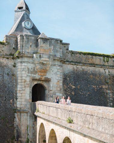 Citadelle de Blaye et Verrou Vauban