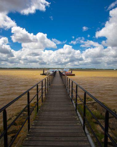 Sur l'Estuaire de la Gironde