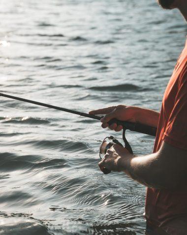 La pêche en Gironde