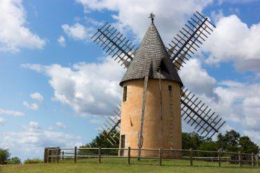 Journées Européennes des Moulins en Gironde.