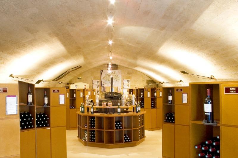 Boutique Maison Vins des Côtes de Bourg 800×600