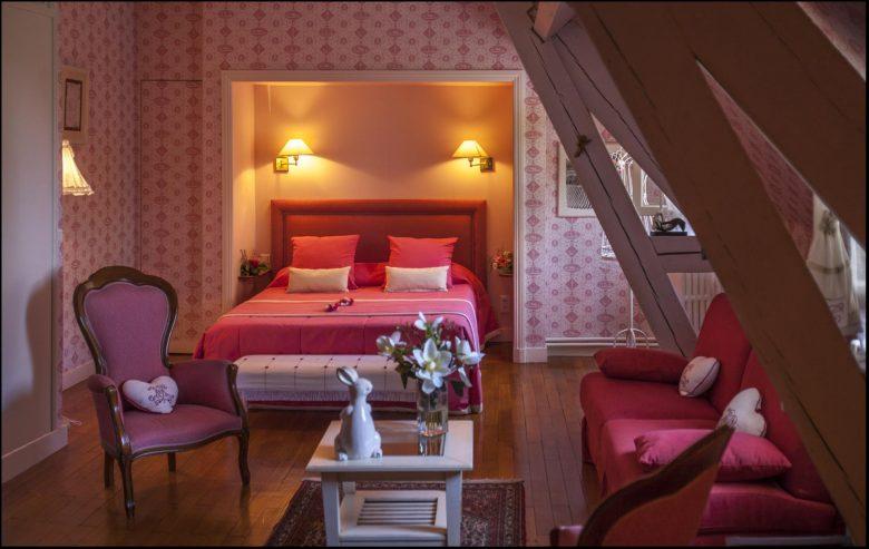 078 La Riviere bd_096 – Chambre Marie Charlotte 1