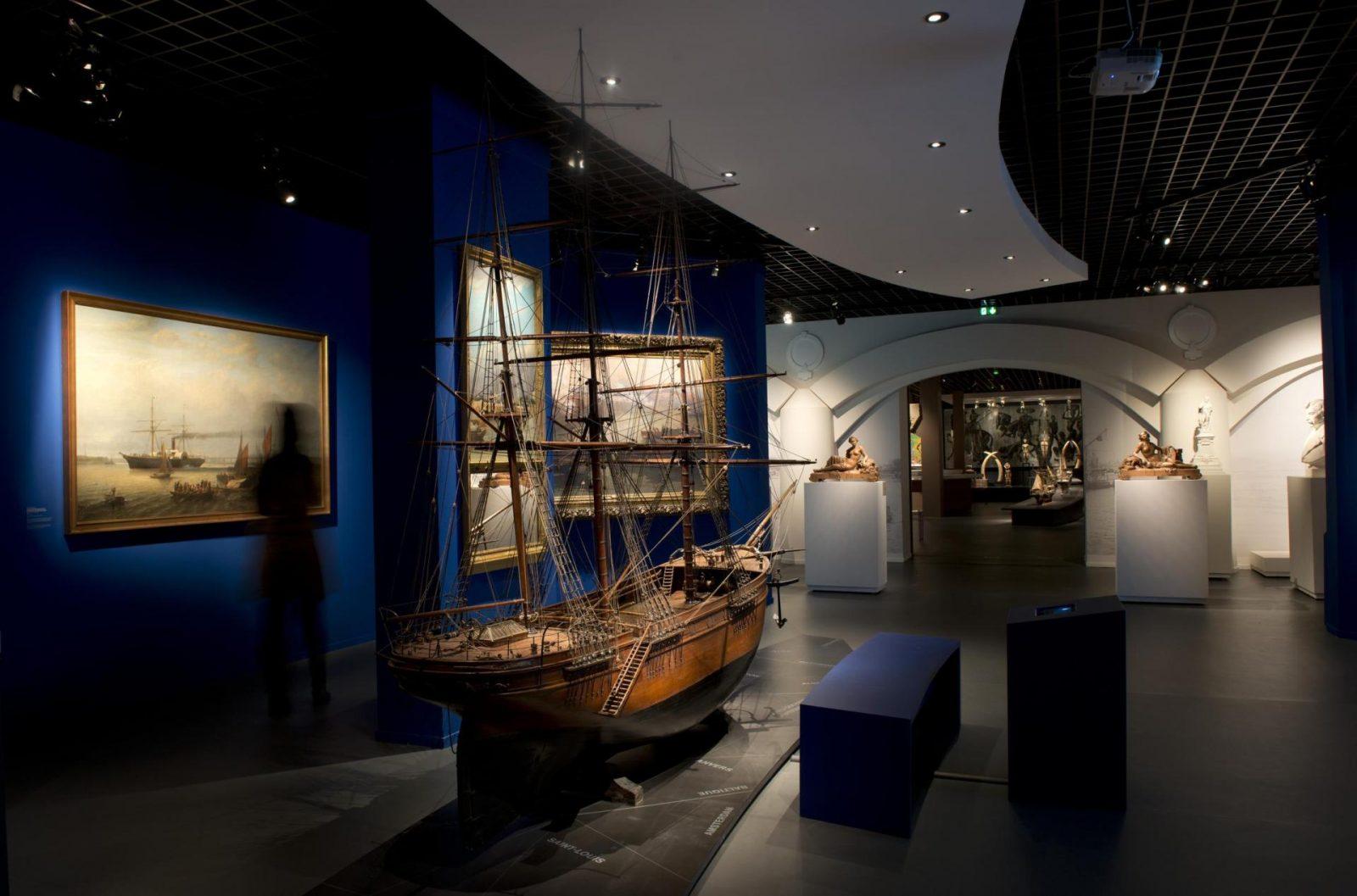 Musée d'Aquitaine, Espaces 19e