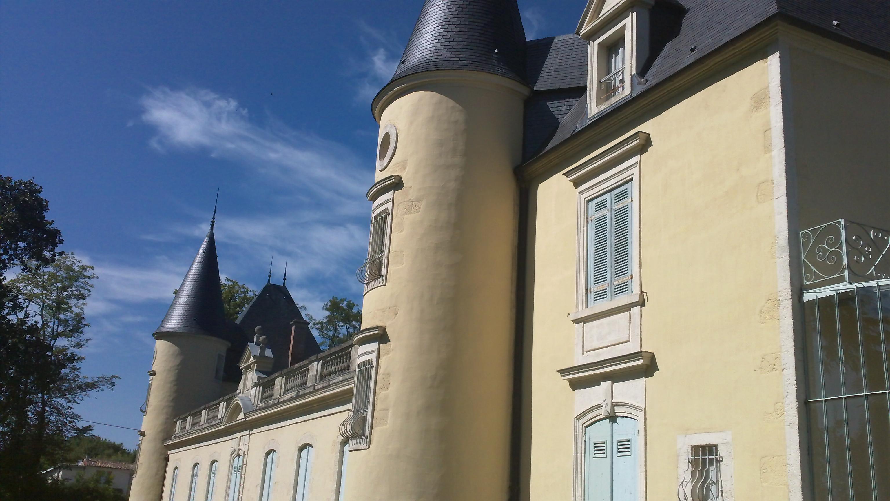 Destination Garonne, Château Dudon, Barsac