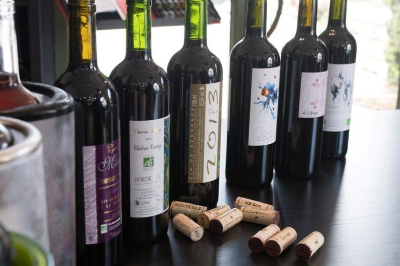 Destination Garonne, Maison des vins de Barsac, Barsac