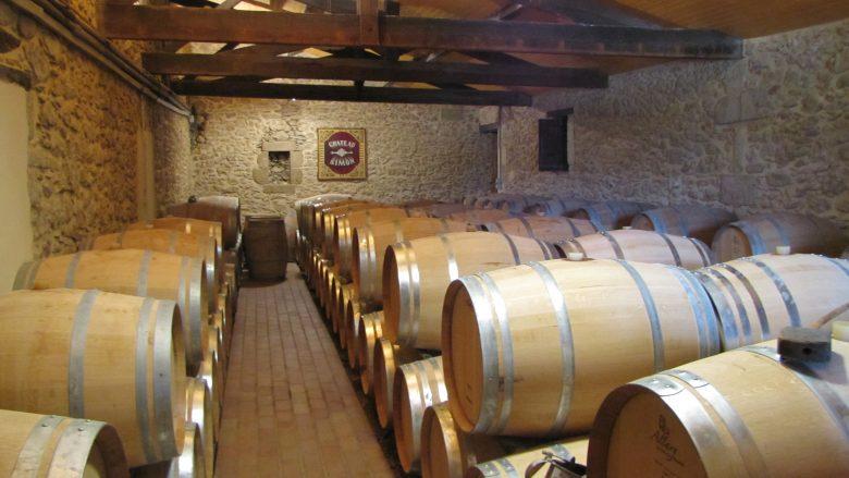 Destination Garonne, Château Simon, Barsac