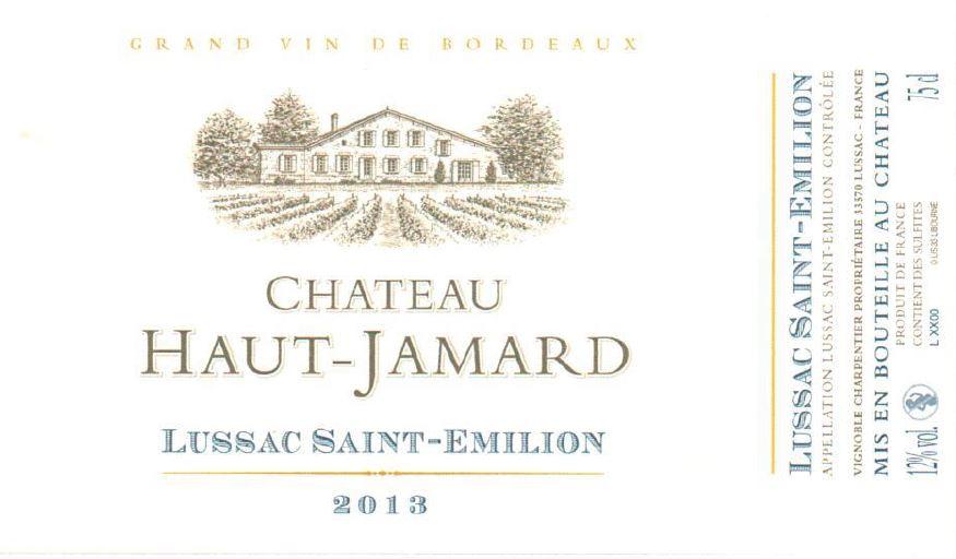 2016 – Haut Jamard