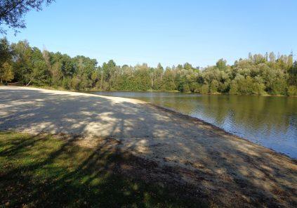 Les lacs de Saint-Christoly-de-Blaye
