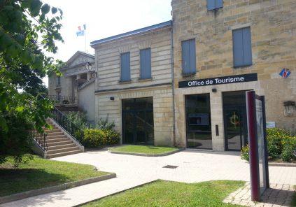 Office de Tourisme de Castillon-Pujols – BIT de Castillon-la-Bataille
