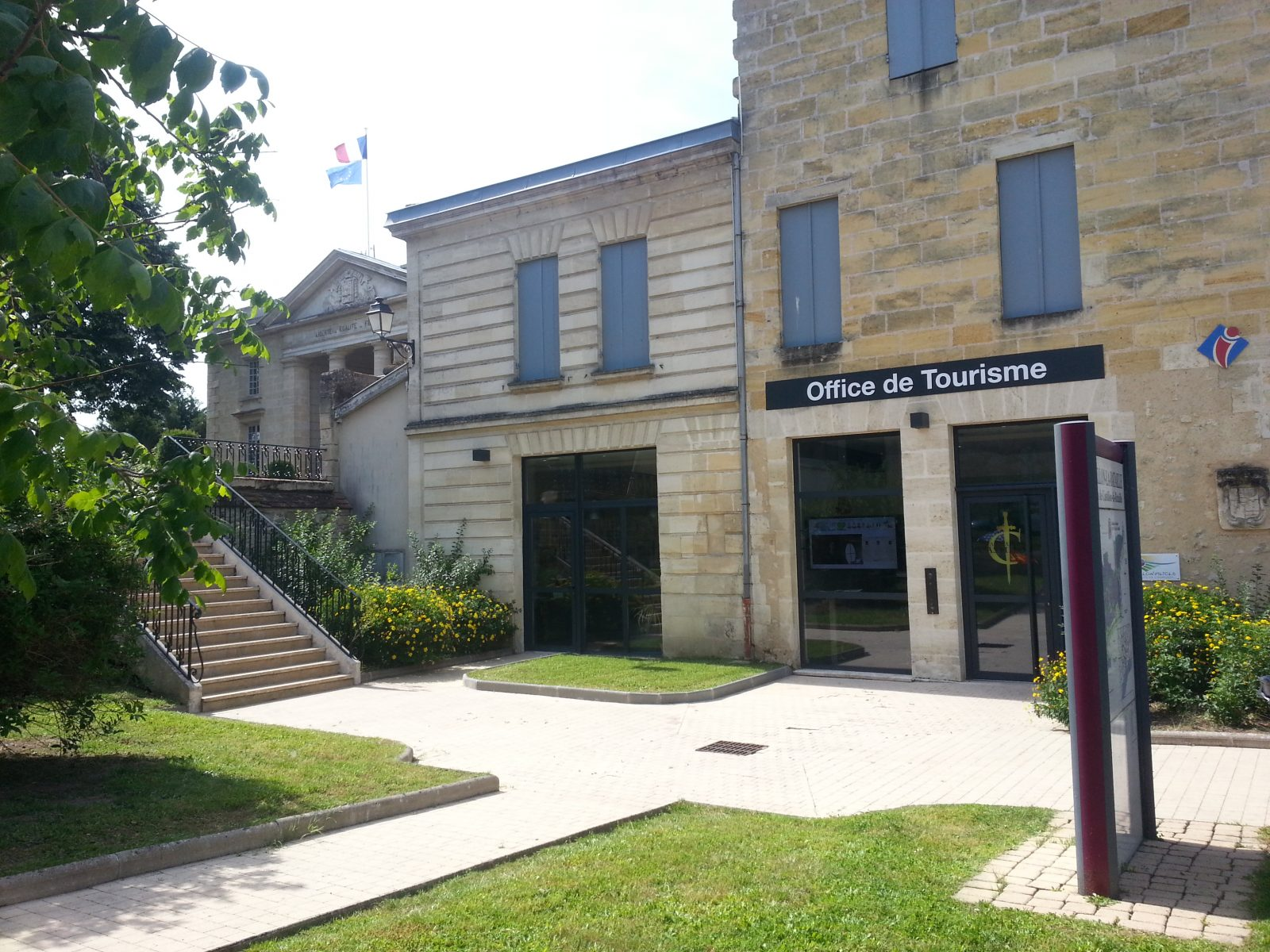 Bureau d'information touristique de Castillon-la-Bataille