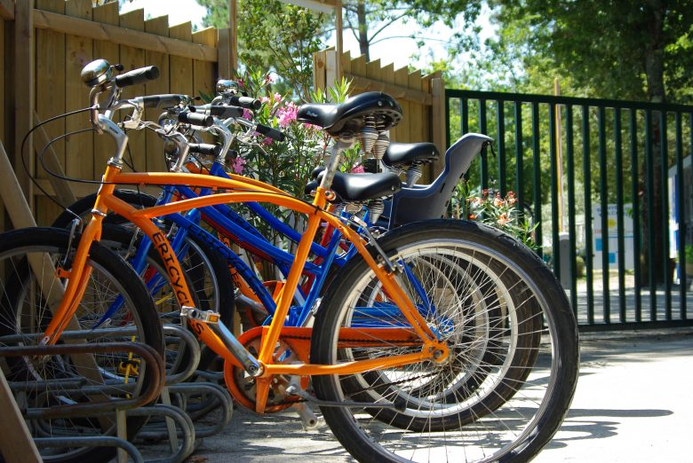22 Services VELO Flower Camping des Pins Soulac sur MER
