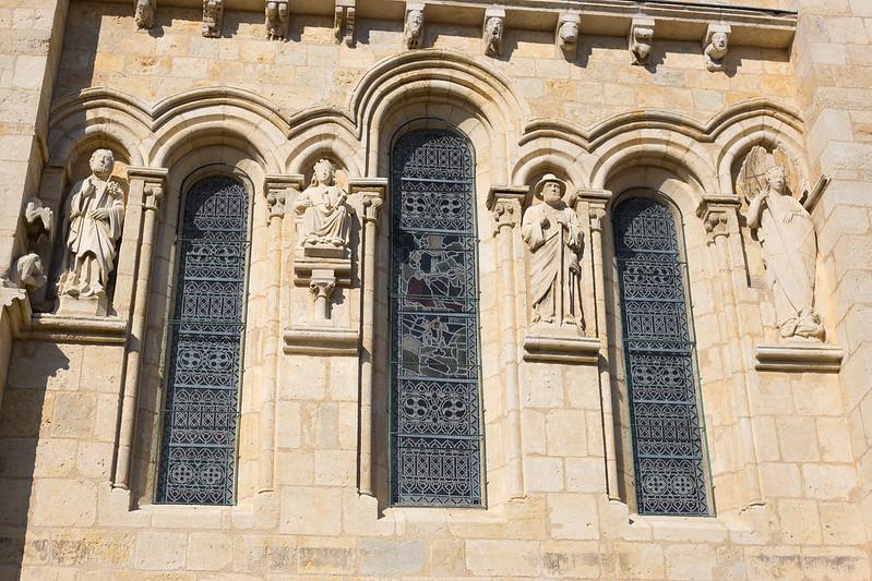 Eglise St-Pierre La Sauve