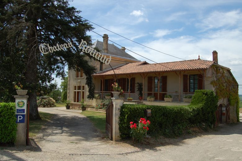 Château Rouaud – LE PIAN SUR GARONNE – Sud-Gironde