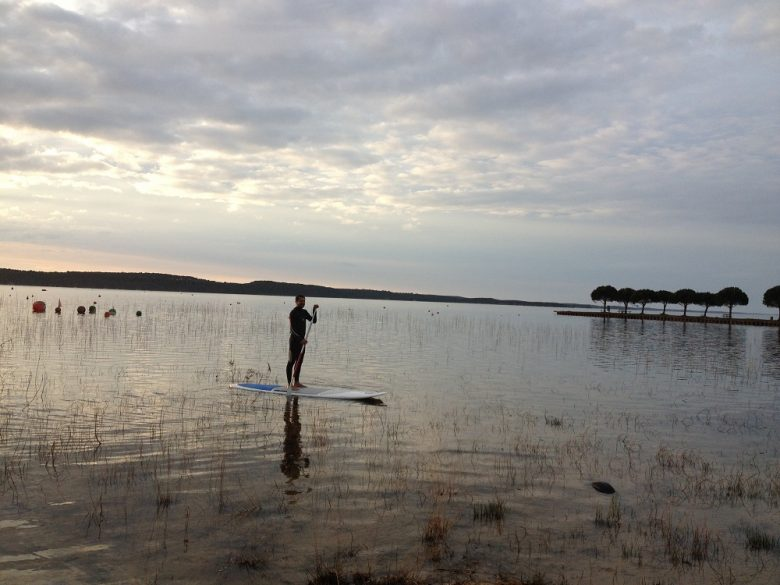 Activité – Windygliss – Carcans – Stand up Paddle