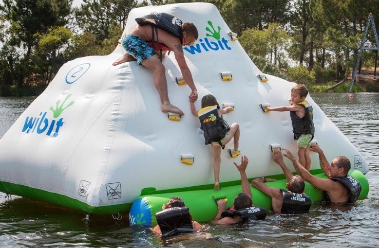 Activité nautique Splash Park Hourtin  (13)