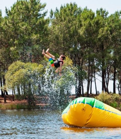 Activité nautique Splash Park Hourtin  (15)