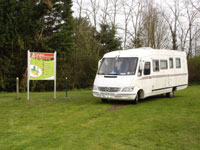 Aire camping cars Civrac