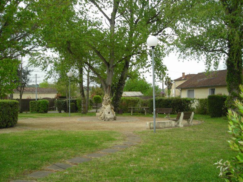 Aire de pique-nique de Saint-Maixant