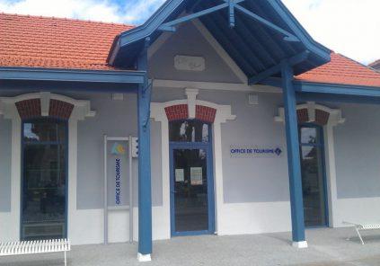 Office de Tourisme Cœur du Bassin d'Arcachon – Bureau d'information d'Audenge