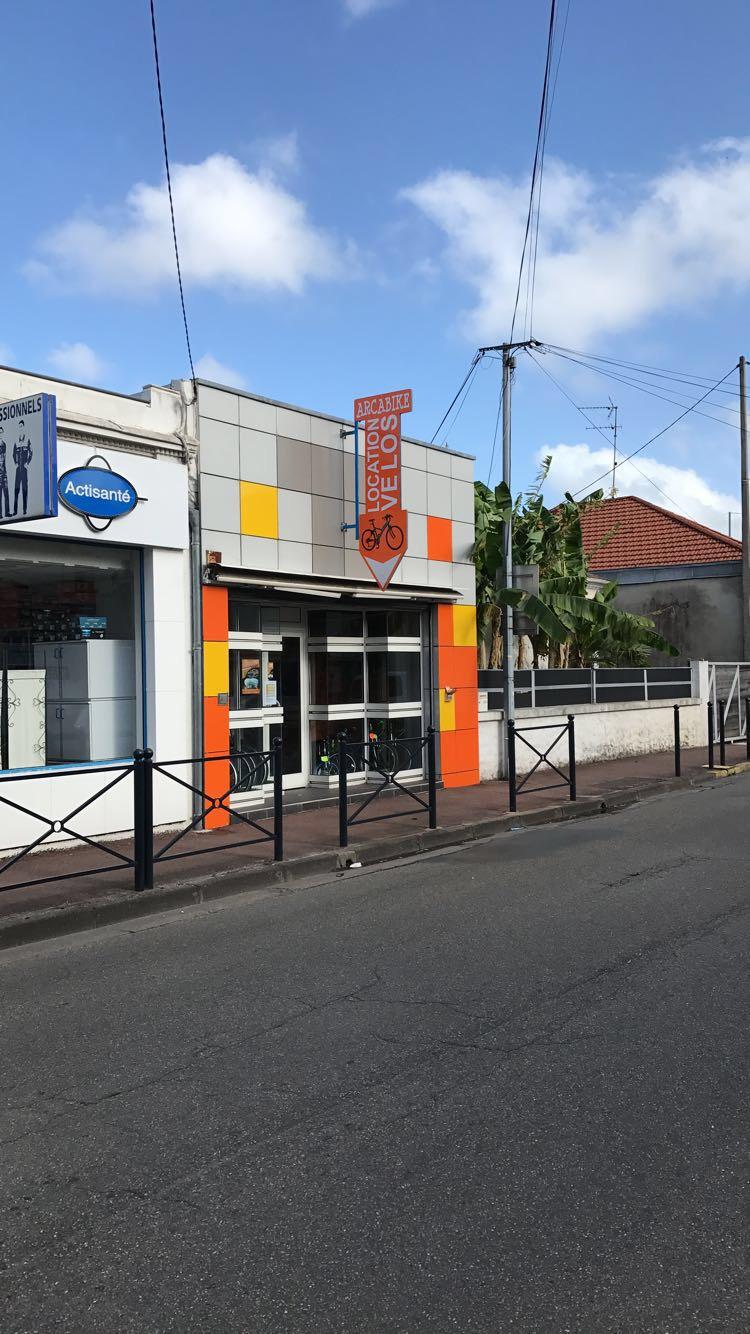 Arcabike La Teste 14 rue du port