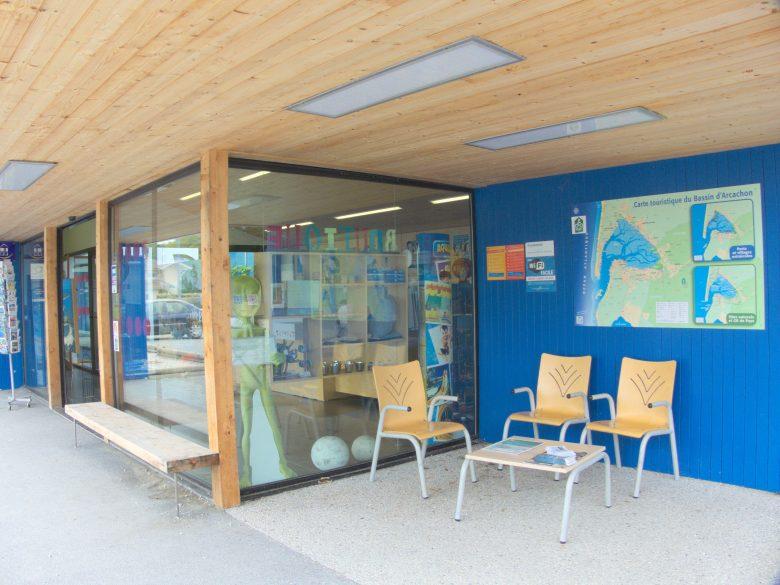Office de Tourisme Arès – Bassin d'Arcachon