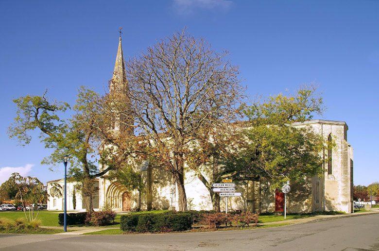 Arsac – Eglise
