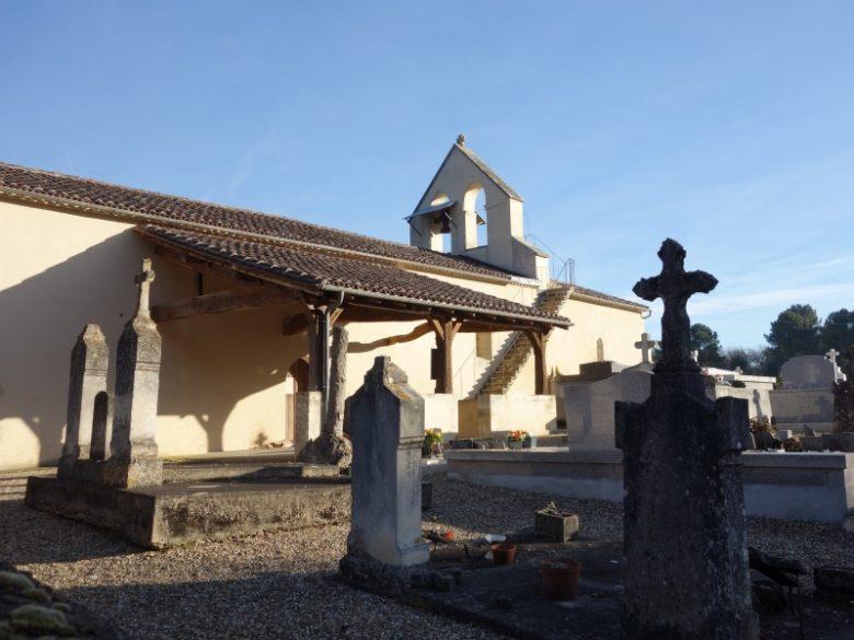 Aubiac – Eglise (2)