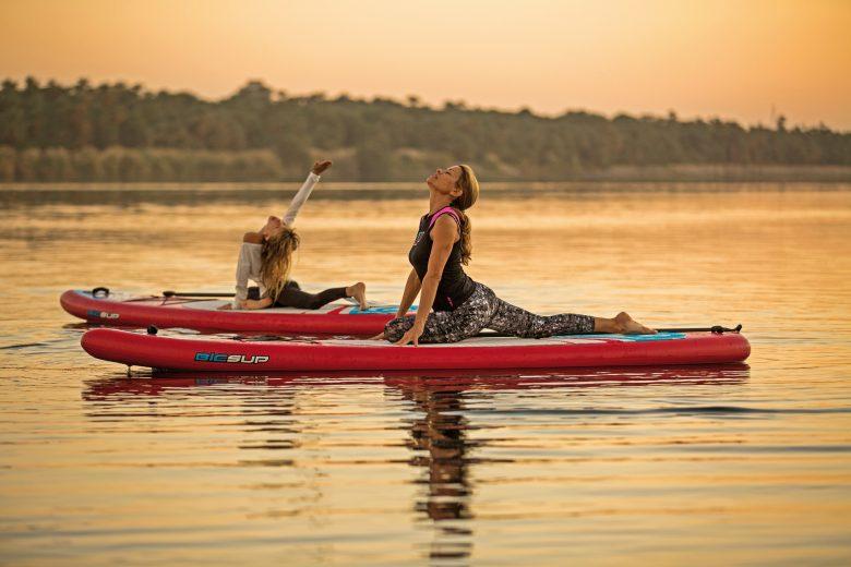 Yoga SUP – Tengo Frio Lacanau