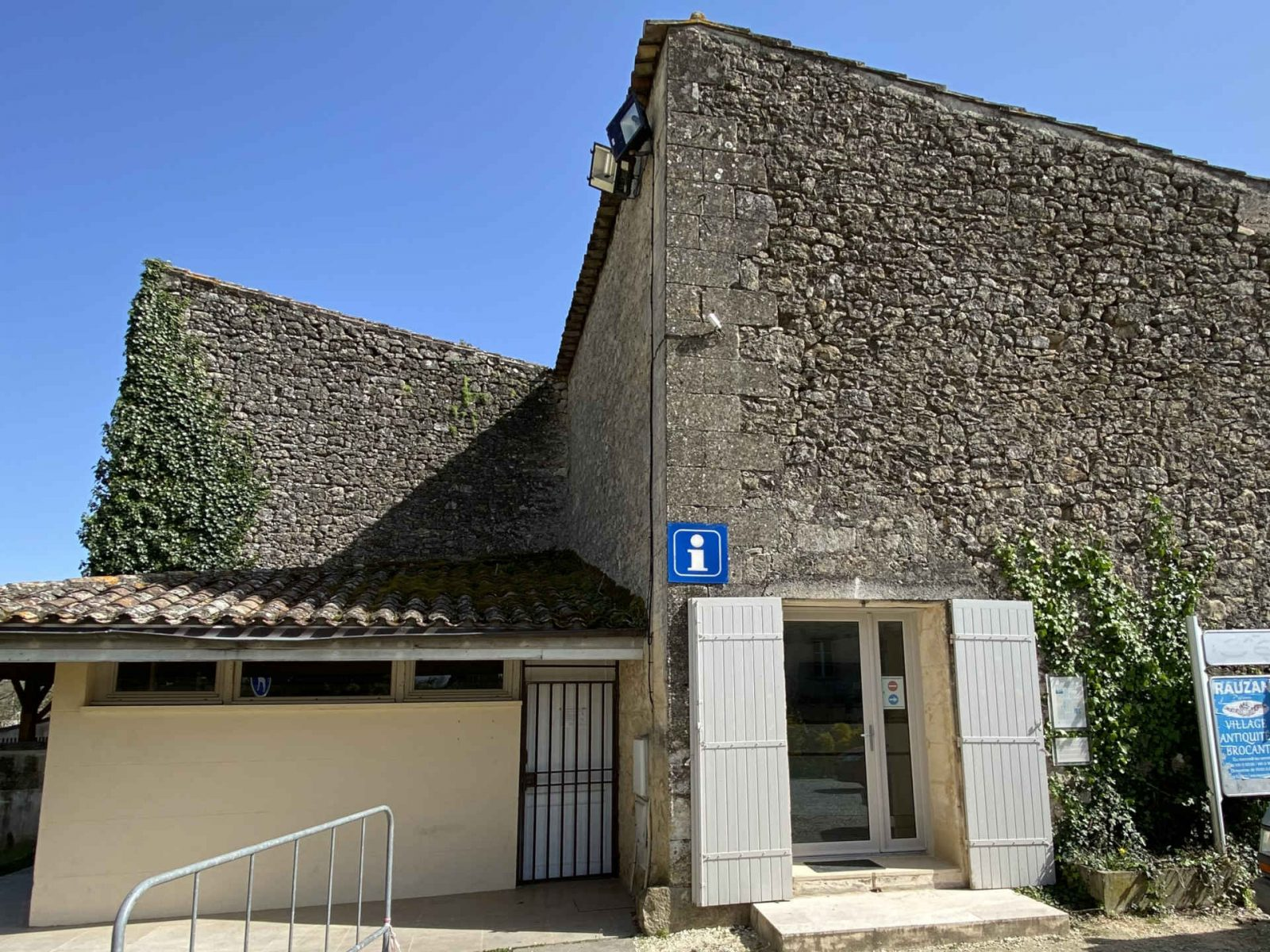 Bureau d'Information Touristique de Rauzan – Office de Tourisme Castillon-Pujols