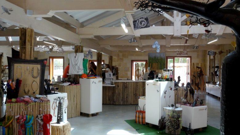 Boutique Terres d'Oiseaux Braud et Saint-Louis