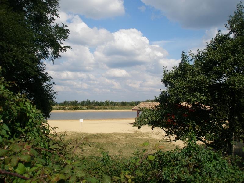 Baignade aménagée Le Teich