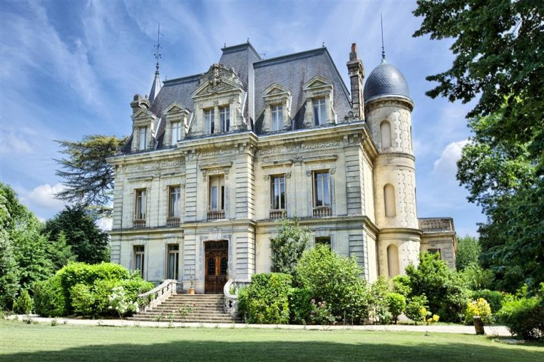 Destination Garonne, Château de Camperos, Barsac