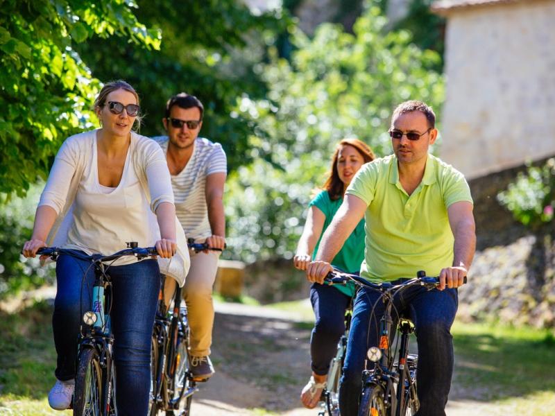 Bazas – la Brèche à vélo
