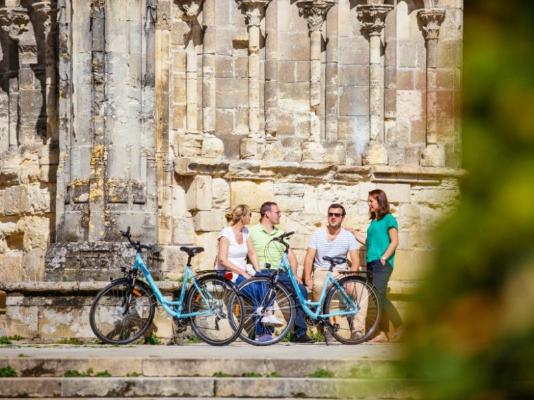 Bazas – vélos cathédrale