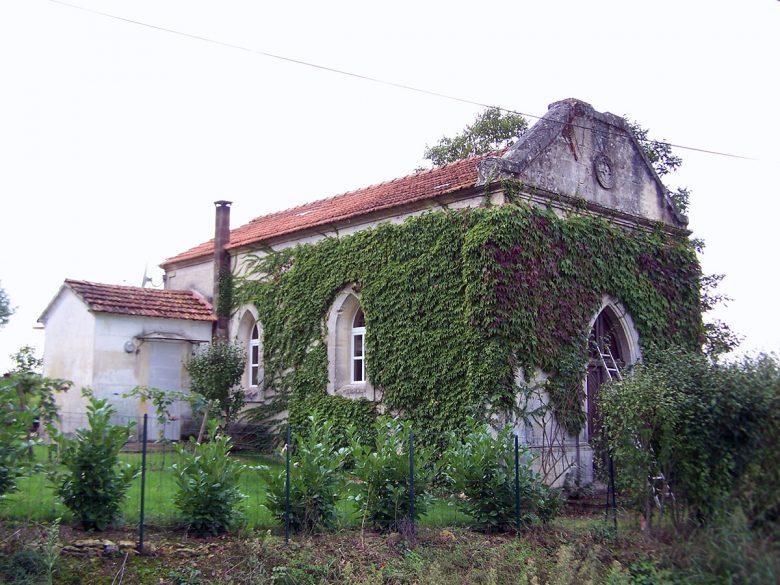 Bellefond Chapelle Maine-du-Prieuré
