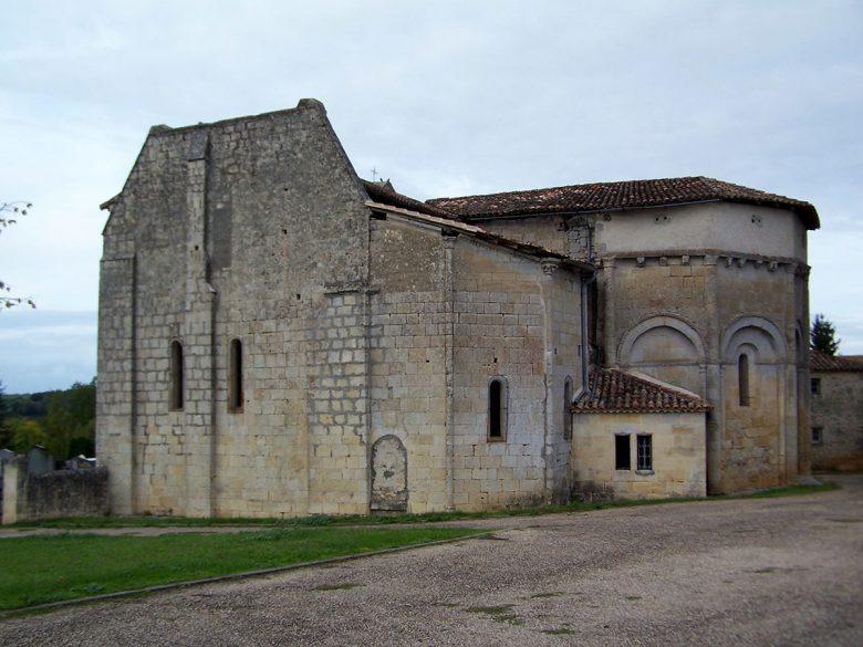 Bellefond Église_Saint-Eutrope